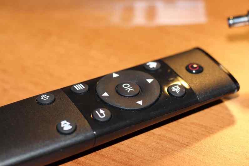 Die Remote. (Foto: Sven Wernicke)