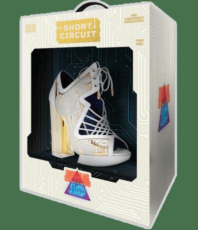 Short Circuit. (Foto: Nicholas Kirkwood)