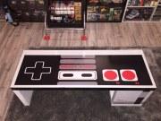 NES Tisch: Verwandelt euren Ikea-Tisch in ein Nerd-Möbelstück! So geht's!