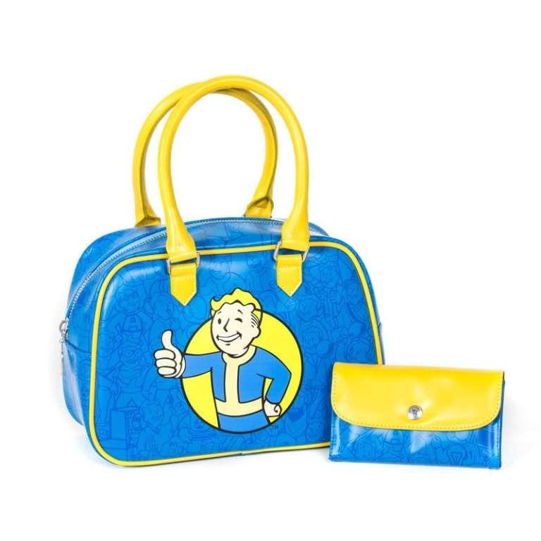 Fallout als Handtasche. (Foto: Bethesda)