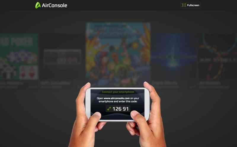 Das Smartphone wird zum Controller. (Foto: N-Dream)