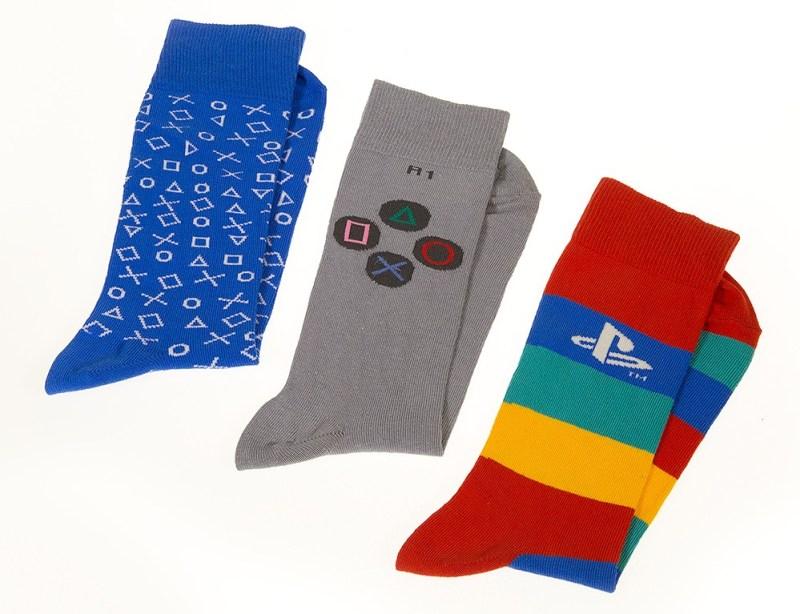 Echte PlayStation-Socken. (Foto: Sony)