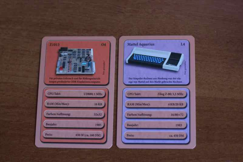 Zwei Karten. (Foto: GamingGadgets.de)