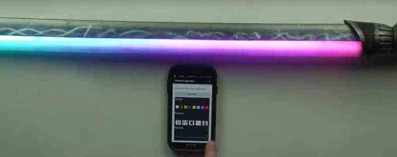 Individualisieren mit einer App. (Foto: Screenshot)