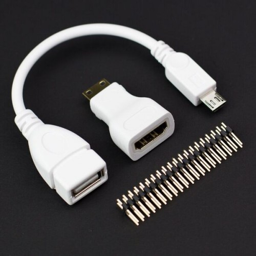 Kabel kosten extra. (Foto: Raspberry Pi)