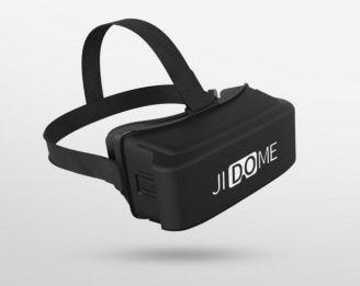 Sieht schon etwas billiger als Gear VR aus. (Foto: FiresVR)