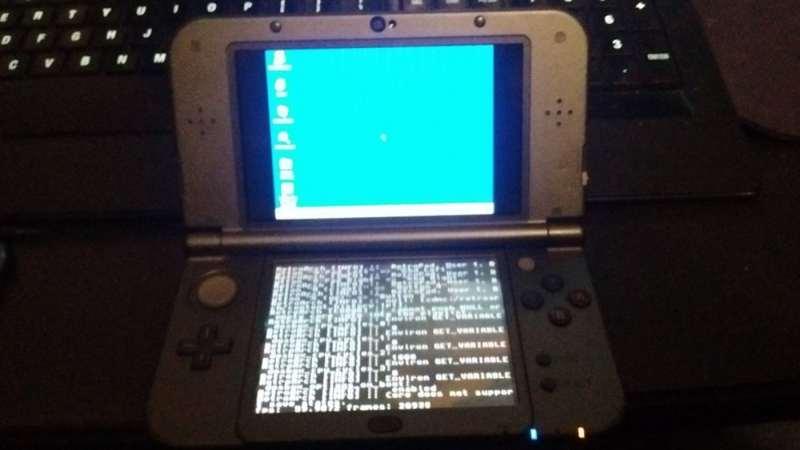 Hier kam ein New 3DS XL zum Einsatz. (Foto: Screenshot)