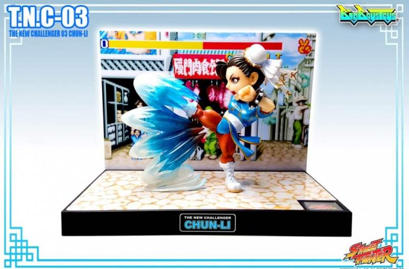 Ein recht großes Diorama. (Foto: Play-Asia)
