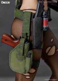 Quiet aus Metal Gear Solid V. (Foto: Gecco)