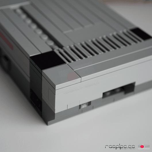 LEGO NESPi. (Foto: RaspiPC.es)