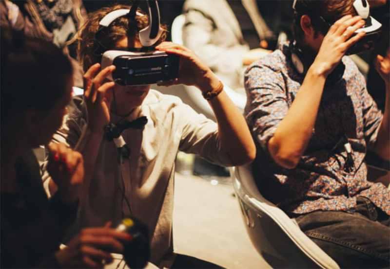 Isolation VR? (Foto: samhound media)