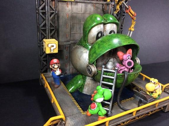 Was macht Mario da? (Foto: Etsy)