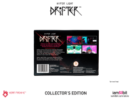Hyper Light Drifter Collector's Edition. (Foto: iam8bit)