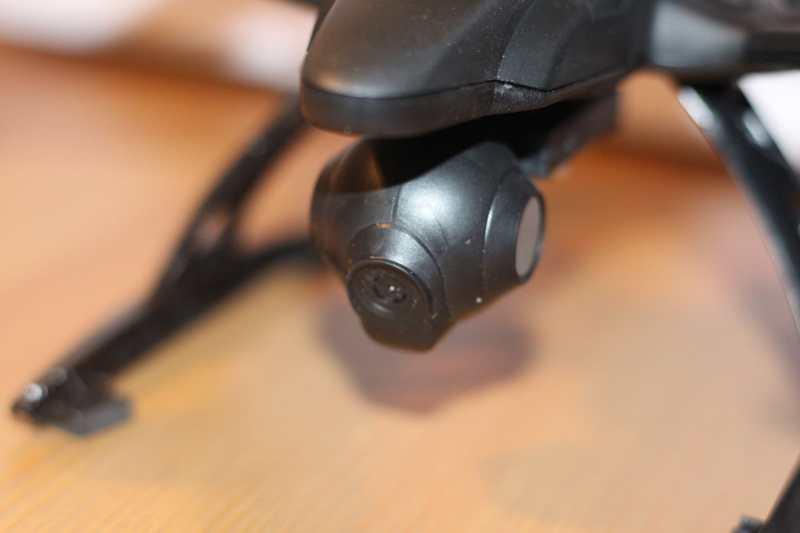 Warum ist die Kamera nur so mies? (Foto: GamingGadgets.de)