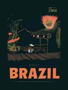 Brasilien. (Foto: Fro Design)