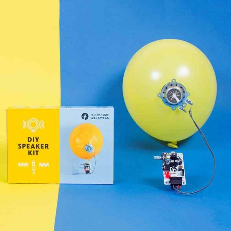 Ja, das ist ein Luftballon. (Foto: RED5)