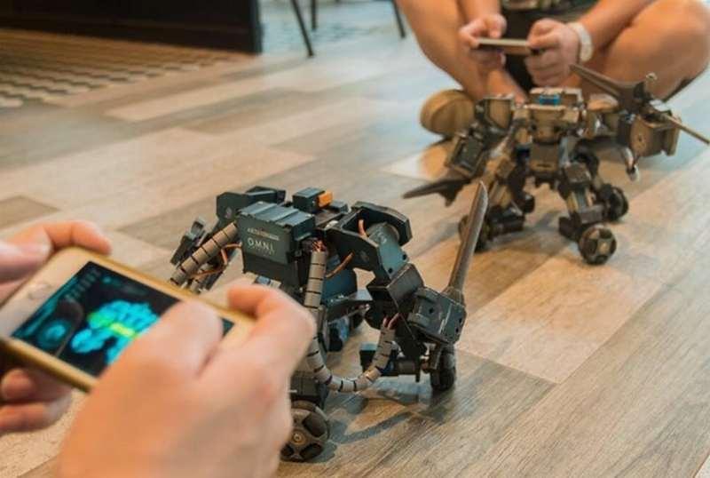 Robuste Kampfmaschinen. (Foto: Ganker)