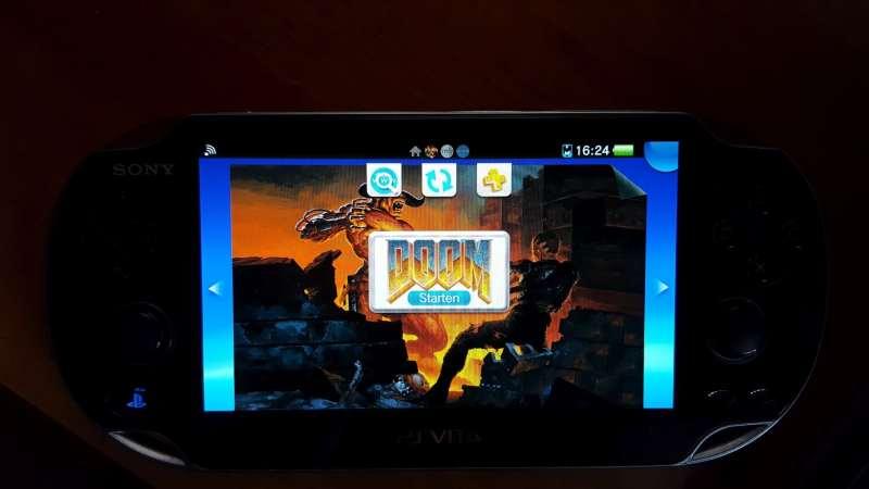Bei Doom fehlt leider der Ton. (Foto: GamingGadgets.de)