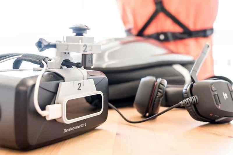 Nicht nur für Oculus Rift und LeapMotion werden unterstützt, sondern auch andere VR-Lösungen. (Foto: Illusion Walk)