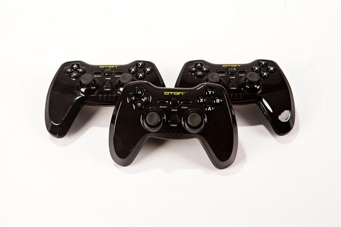 Sehen wie typische Controller aus. (Foto: EnGeniux)