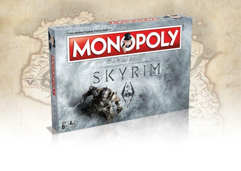 Skyrim als Brettspiel - gute Idee? (Foto: Merchoid)