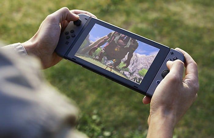Eine der vielen Möglichkeiten. (Foto: Nintendo)