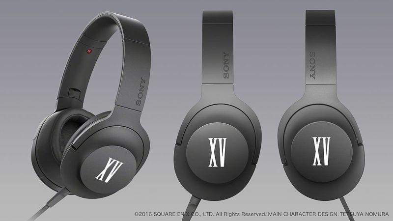 Die Kopfhörer. (Foto: Sony)