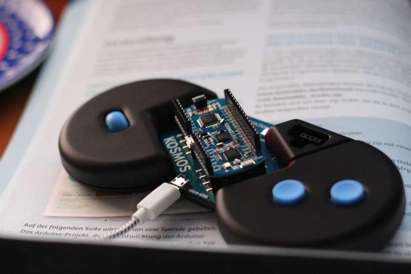 Ihr sollt programmieren. (Foto: Sven Wernicke)