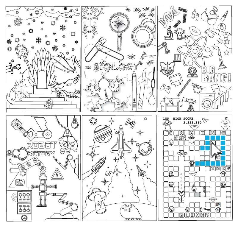 Ungewöhnlich Neurowissenschaft Malbuch Fotos - Ideen färben ...