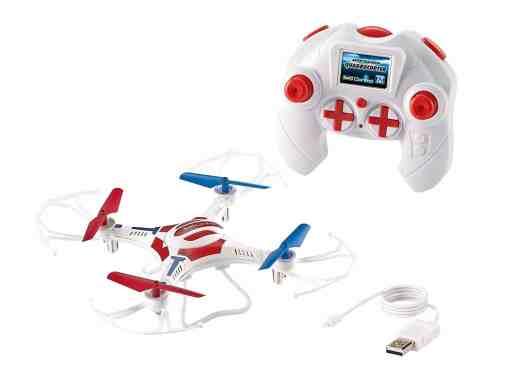 Kleine Drohne. (Foto: Revell)