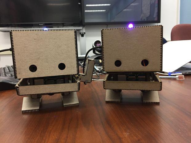 Baut euch doch eine Roboter-Armee? (Foto: IBM Research)
