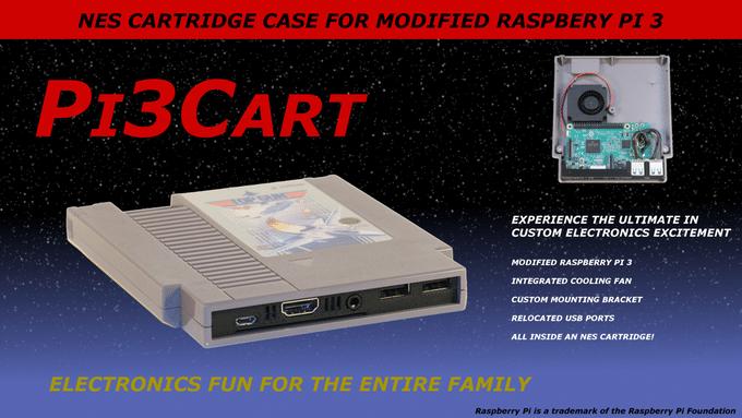 Ein NES-Modul müsst ihr aber parat haben. (Foto: William Mauldin)