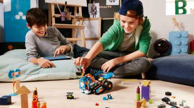 Tüfteln und mehr. (Foto: LEGO)