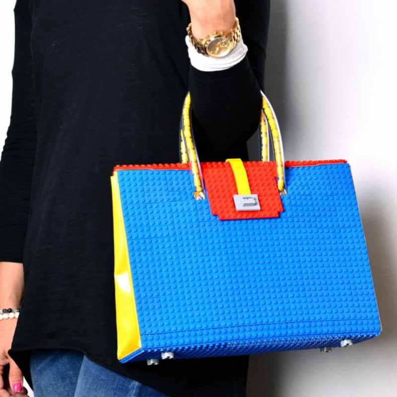 Große Taschen... (Foto: Agabag)