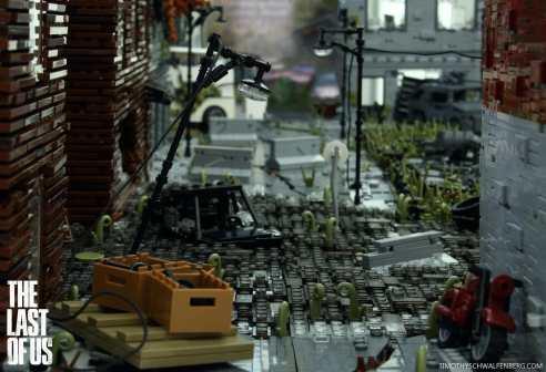 LEGO The Last of Us. (Foto: Tim Schwalfenberg)