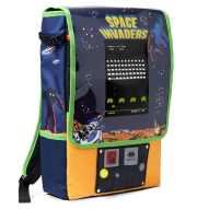 Space Invaders: Alien-Invasion aus dem Rucksack