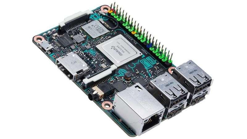 Leider nicht kompatibel zum Raspberry Pi. (Foto: Farnell.com)