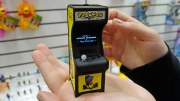 Super Impulse Tiny Arcade Cabinets: Winzige Spielautomaten mit Atari-Klassikern