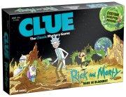 Rick and Morty Cluedo: Wer stahl die Baupläne für die Portal Gun?