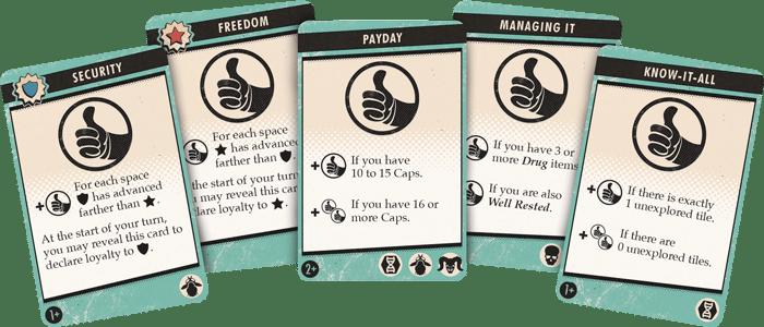Spielkarten. (Foto: Fantasy Flight Games)