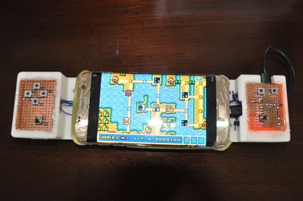 Emulatoren laufen auf dem Smartphone. (Foto: VoltGe)