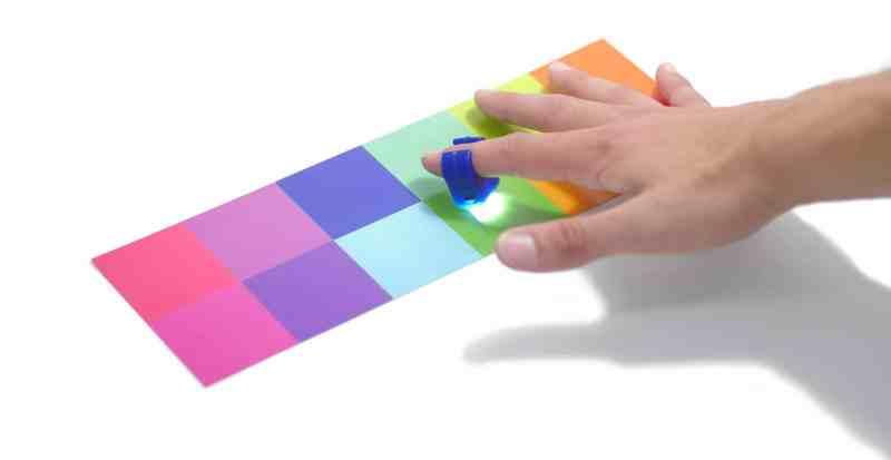 Farben spielen eine wesentliche Rolle. (Foto: Specdrums)