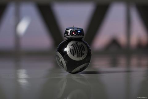 BB-9E. (Foto: Orbotix)