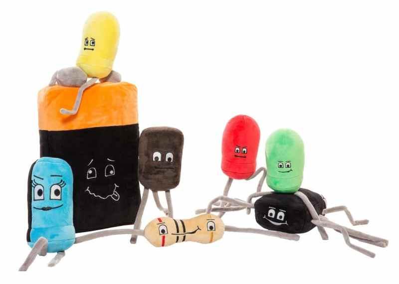 Sie stehen auch nicht unter Strom. (Foto: GetDigital)