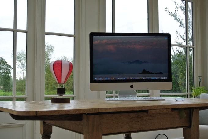 Für den Schreibtisch? (Foto: Float)