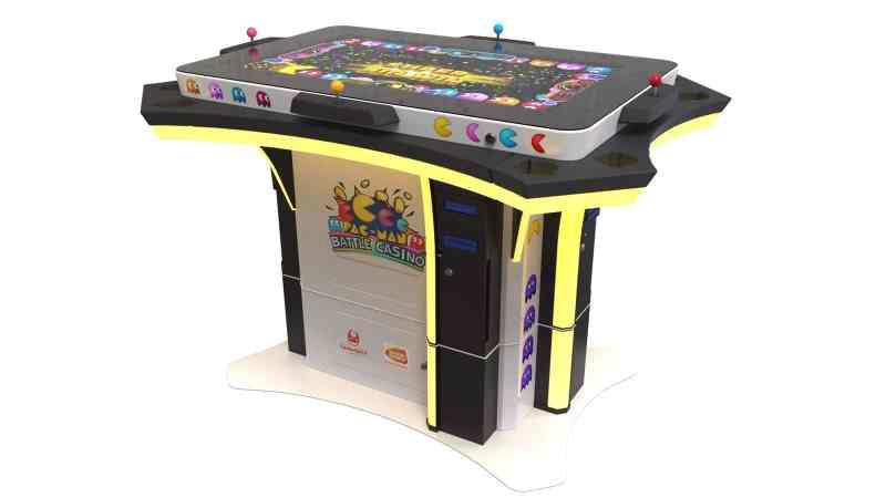 Wie wäre es mit einem solchen Automaten? (Foto: Gamblit Gaming & Bandai Namco)