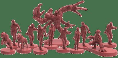Resident Evil 2 Brettspiel. (Foto: Steamforged Games)