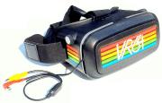 VR64: VR-Brille für Commodore 64