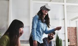 Oculus Go. (Foto: Oculus VR)