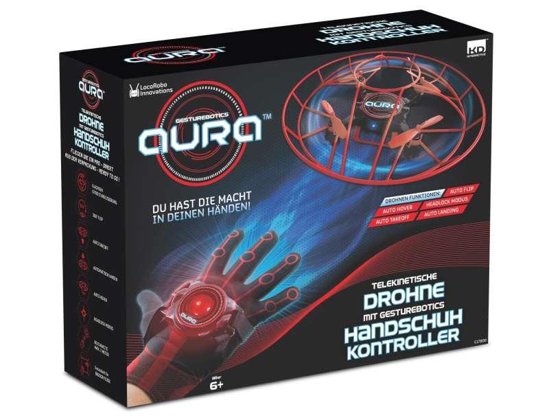 Die Verpackung von Aura. (Foto: KD Games)